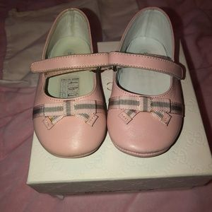 Gucci Shoes - Gucci baby Mary Jane
